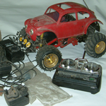 Vintage Tamiya Monster Beetle BUGSY rc car @sold@